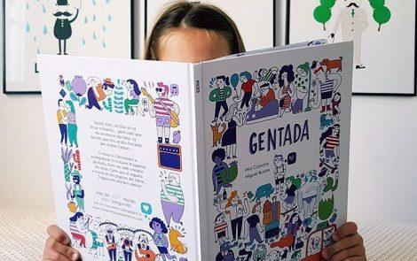 Editorial Mosquito Books para ilustradores por Mia Cassany