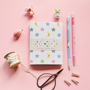 Mini Libretas Kawaii