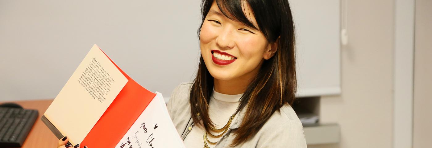Entrevista a Quan Zhou, una chino-andaluza detrás de gazpacho agridulce