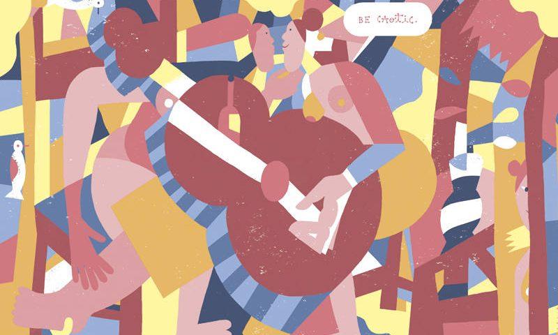 Las 21 claves de la creatividad, Bibiana Balbé con 21 ilustradores españoles del momento