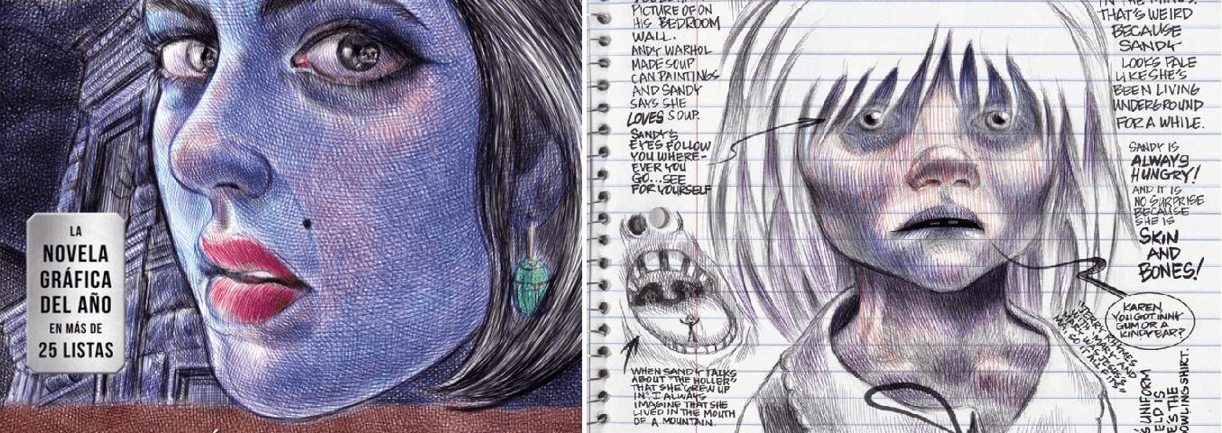 Comics hechos por mujeres que deberías leer