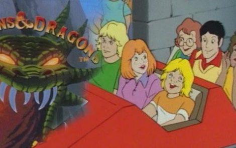 Todo sobre la serie de dibujos de Dragones y Mazmorras