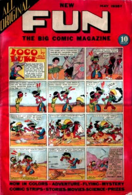 The Big Comic Magazine dc comic