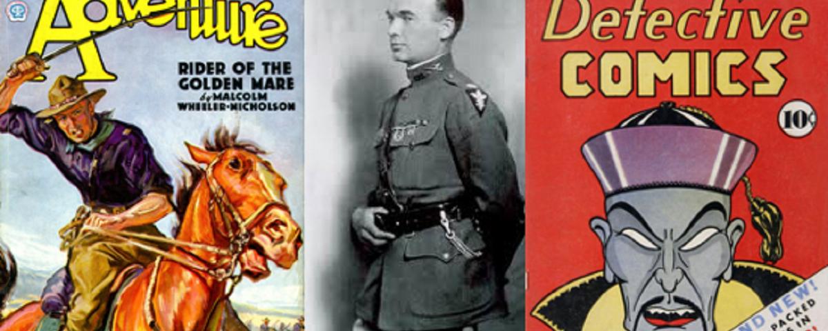 ¿Quién creó DC Comics?