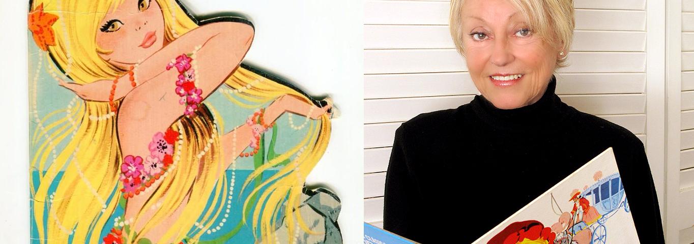 María Pascual, la ilustradora detrás de los cuentos infantiles de nuestra niñez