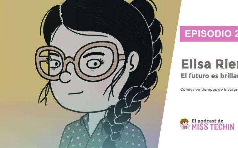 Podcast Entrevista Elisa Riera