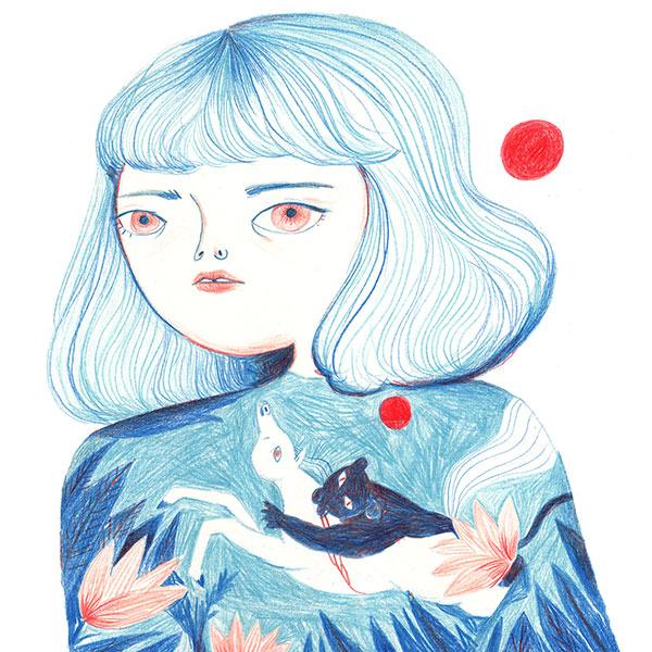 Ilustraciones Coco Escribano