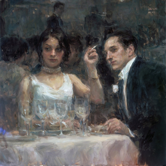 Ron Hicks arte contemporáneo