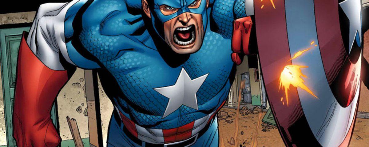 ¿Quién creo el cómic de Capitán América?