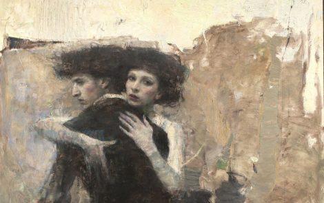 Ron Hicks, captando la belleza de la vida a través de la pintura