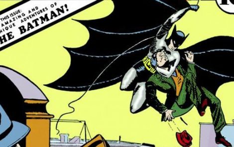 ¿Quién creo el cómic de Batman?