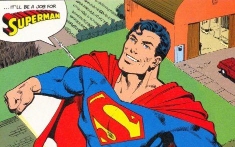 ¿Quién creo el cómic de Superman?