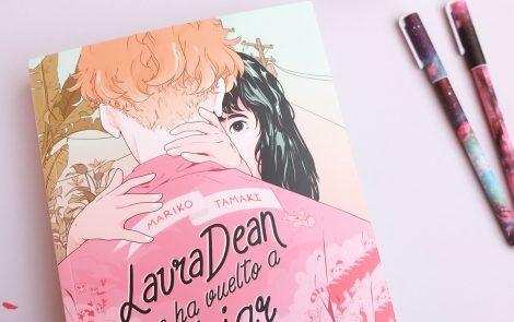 Laura Dean me ha vuelto a dejar, reseña de la novela gráfica de Mariko Tamaki y Rosemary Valero-O'Connell