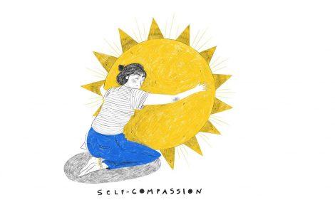 Anna Escapicua, ilustraciones del día a día de una realidad en amarillo