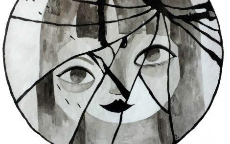 Los trazos fantásticos de Silvia Chesire