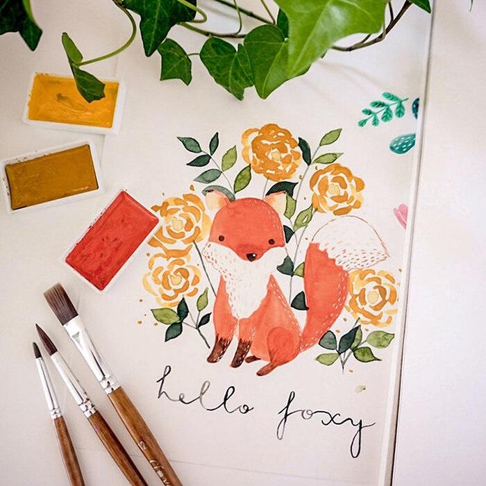 Gina Maldonado Coco Gigi Design Sketchbook