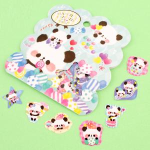 Pegatinas Osos Panda