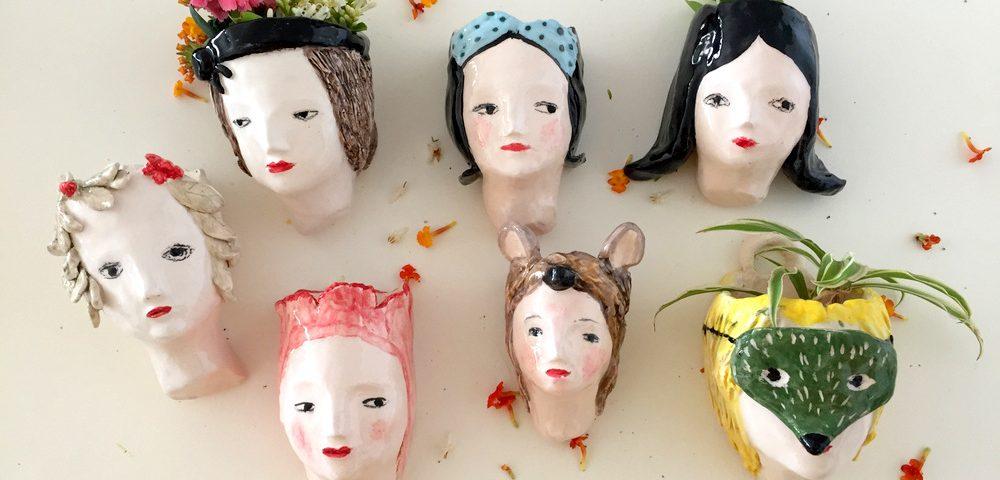 La conexión entre mujeres y animales en las cerámicas de Marta Claret
