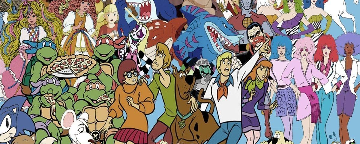 Las 10 mejores series de dibujos animados de los 80-90