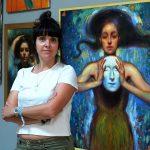 Isabel Garmon Artista Entrevista
