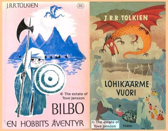 Tove Jansson Hobbit Tolkien