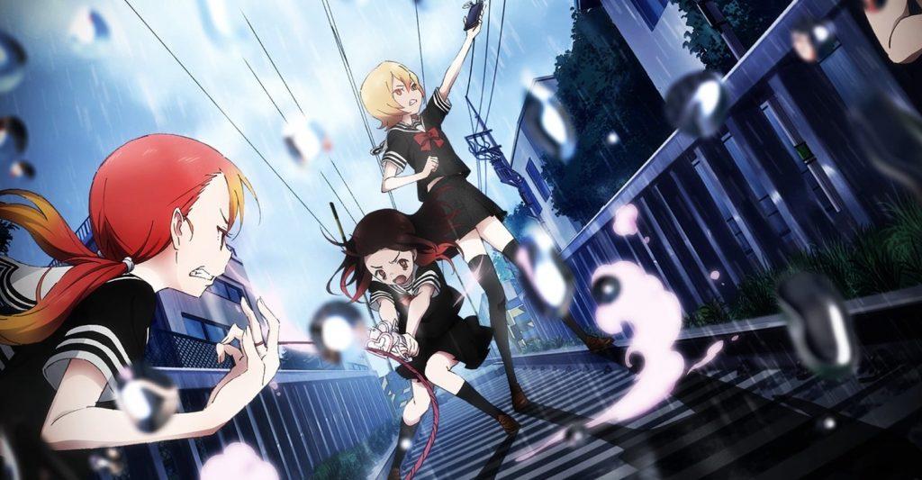 mahou shoujo anime