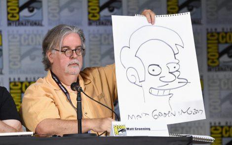 Matt Groening, curiosidades sobre el padre de los Simpsons, Futurama y Desencanto