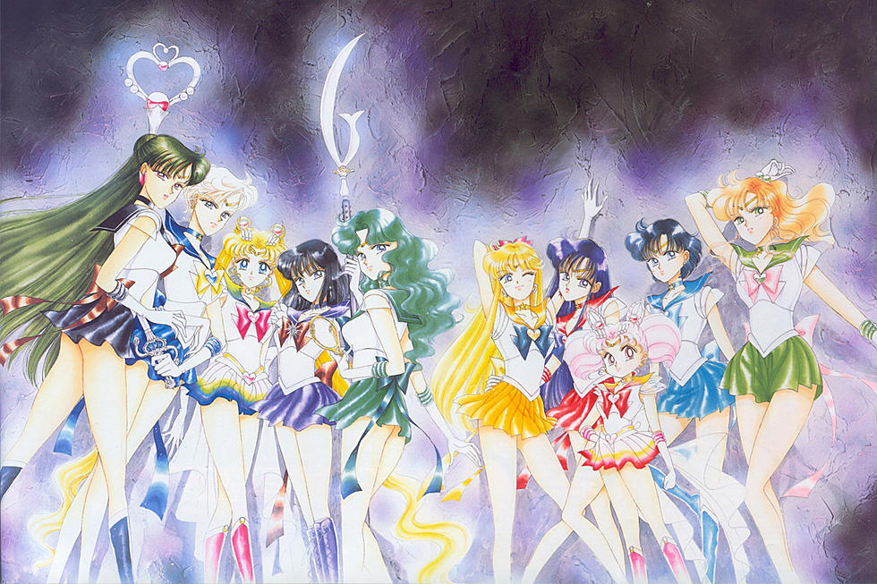 naoko takeuchi sailor moon manga