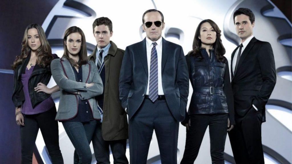 Serie Televisión Marvel Agentes de S.H.I.E.L.D.