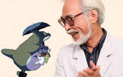 Biografía y curiosidades de Hayao Miyazaki