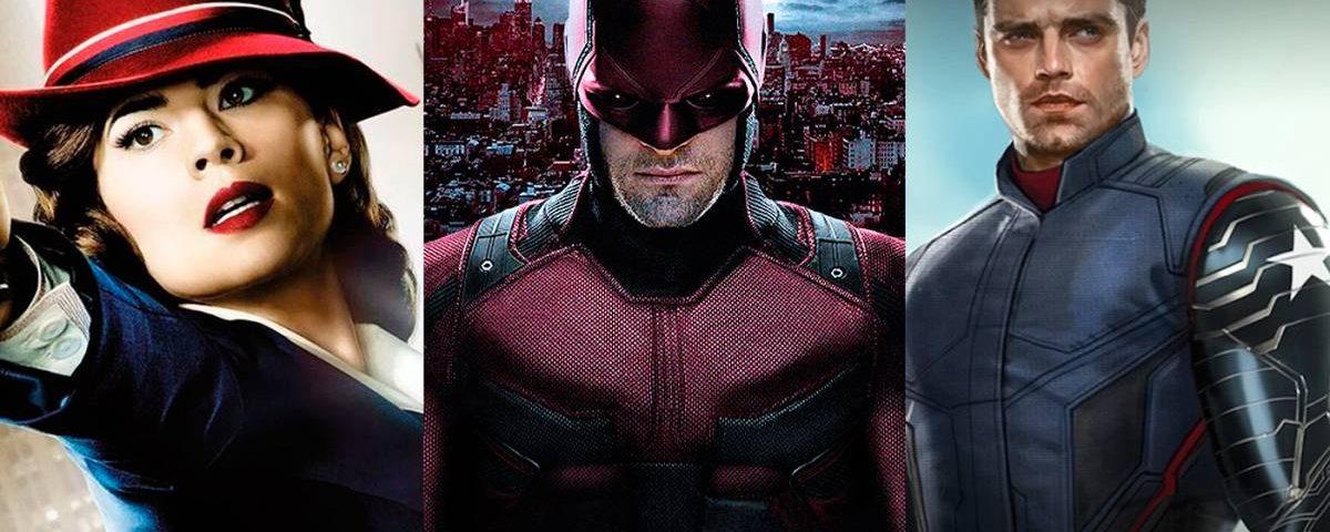 Las 4 series de televisión imprescindibles de Marvel