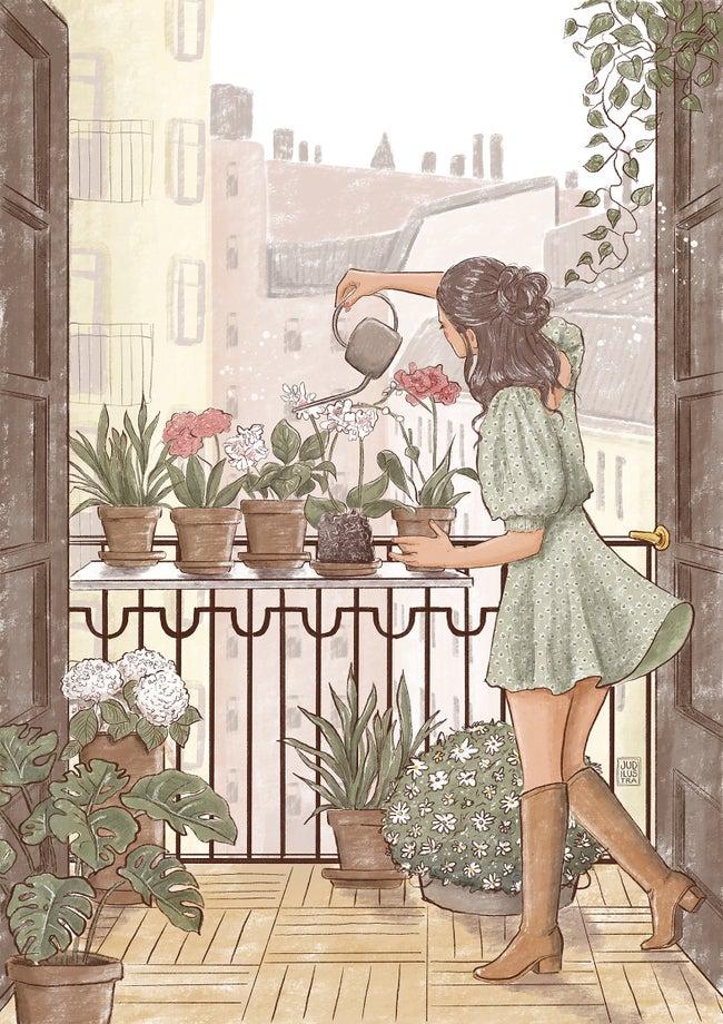 Judilustra Sueños y plantas