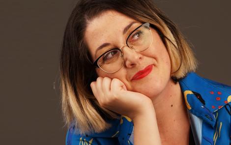 Estefi Martinez de Pedrita Parker, cómo crear una empresa creativa y vivir de tus productos (incluye podcast)