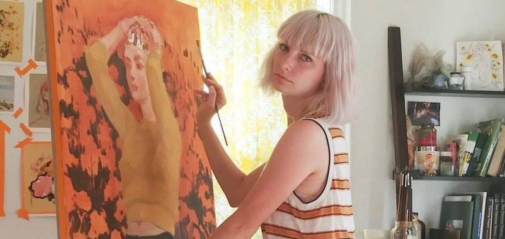 Rachel Gregor, retratos entre sueños