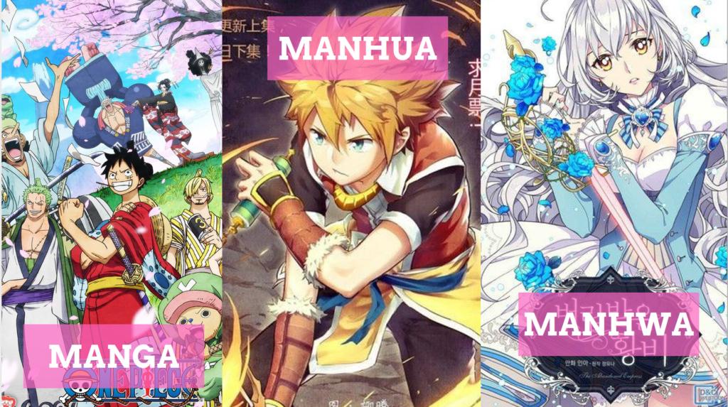 manga manwa mangha