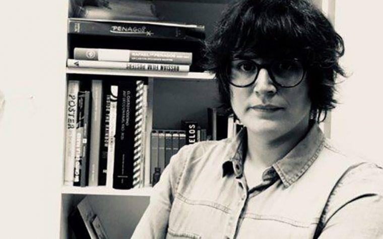 Carla Berrocal autora