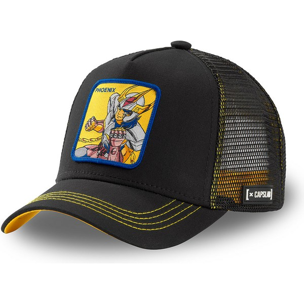 gorra saint seiya