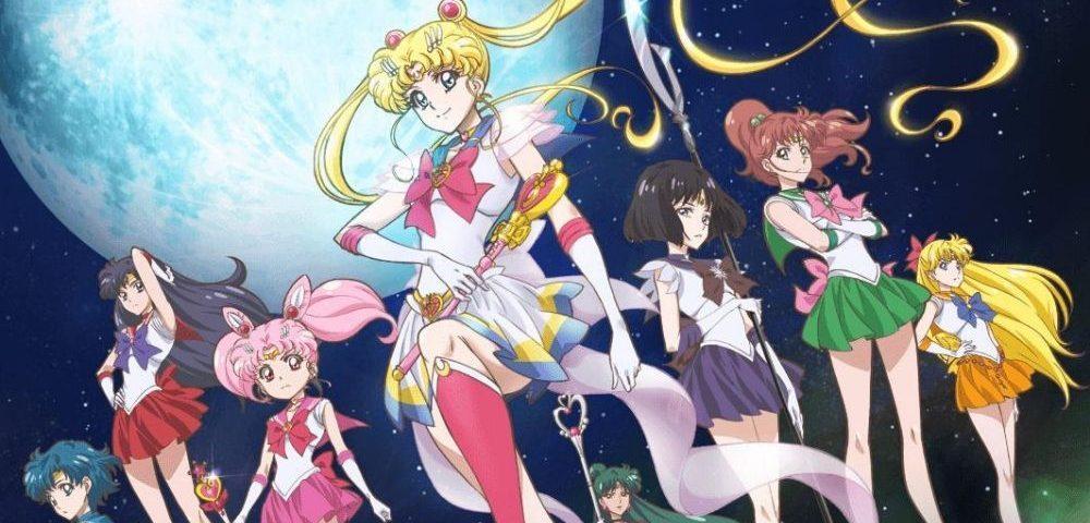 Las películas de Pretty Guardian Sailor Moon Eternal llegan a Netflix España