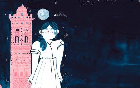 Manuela Sancho, un libro ilustrado por Coco Escribano que homenajea a la heroína de Zaragoza