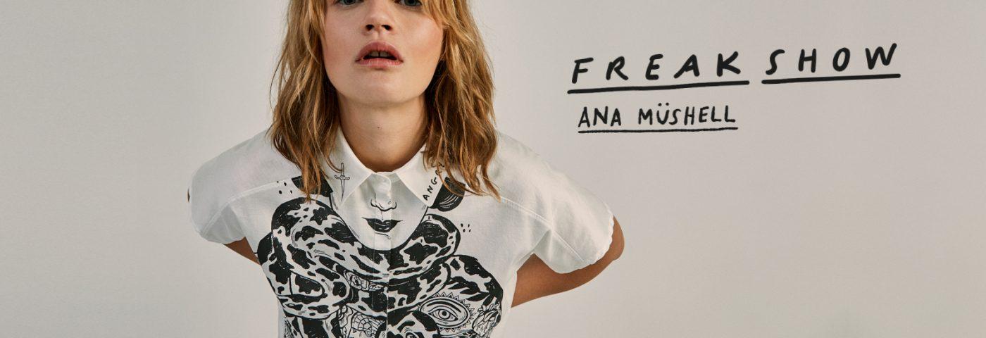 Moda ilustrada: Algodón Peinado y la colección limitada con Ana Mushell