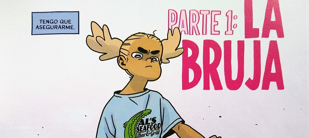 Snapdragon de Kat Leyh, el cómic juvenil del que todo el mundo habla