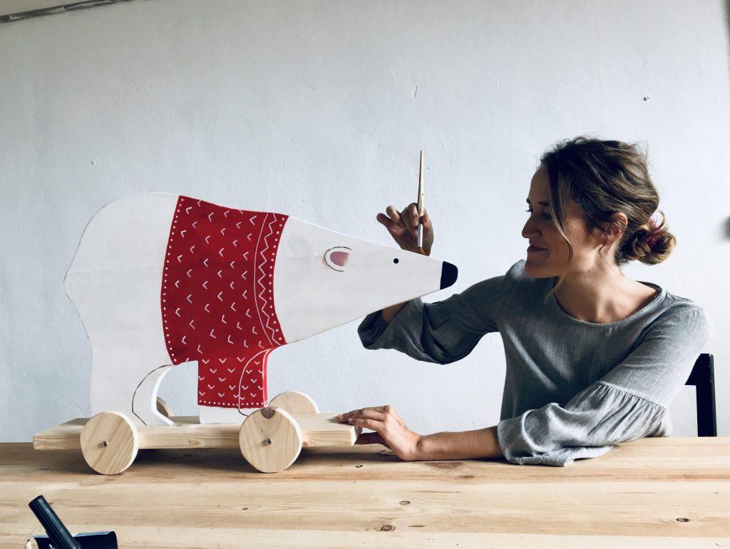 Marta Boza Madera Arte