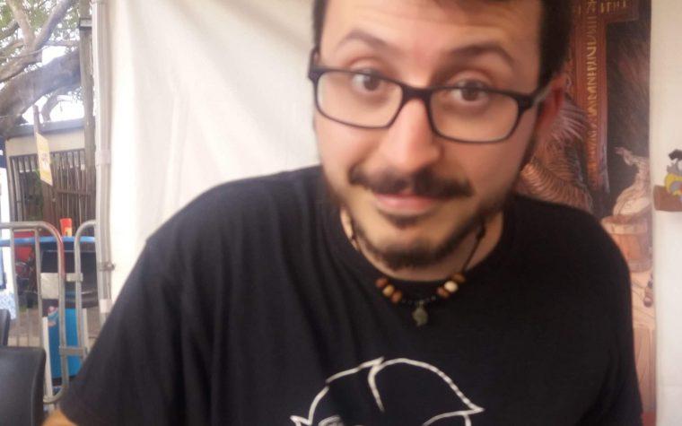 Victor Pinel autor de comics